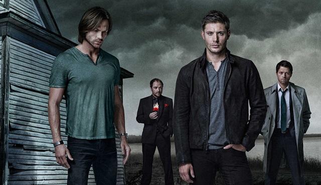 Supernatural: 11. sezondan ilk kareler geldi