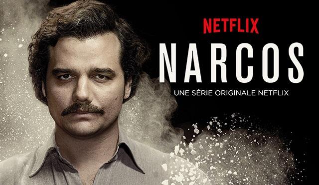 Narcos için yeni bir tanıtım daha paylaşıldı
