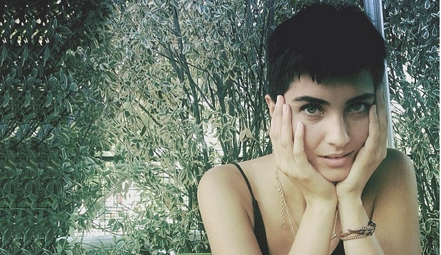 Check out Tuba Büyüküstün's new look!