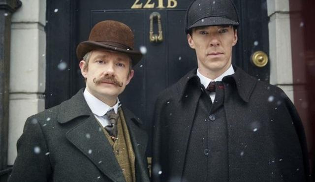 Sherlock'un ekibi Dracula'yı televizyona uyarlıyor