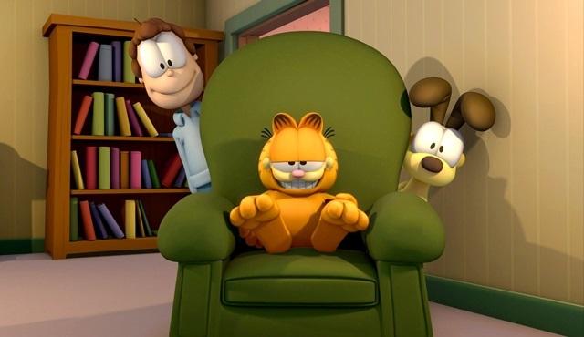 Garfield Geri Dönüyor, Star Tv'de ekrana gelecek!