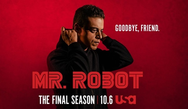 Mr. Robot'un final sezonu 6 Ekim'de başlıyor