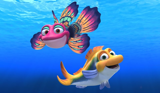 Splash and Bubbles galasını MIPJunior'da yapacak