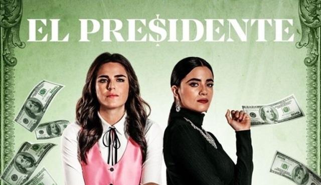 Amazon Prime'ın yeni dizisi El Presidente, 5 Haziran'da başlıyor
