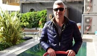 Özcan Deniz, evde ve İstanbullu Gelin setinde baba olmanın heyecanını yaşıyor!
