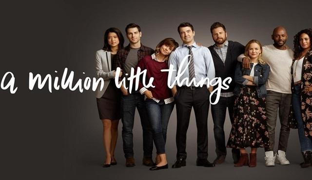 A Million Little Things: Arkadaşlık büyük bir şey değildir, bir milyon küçük şeydir