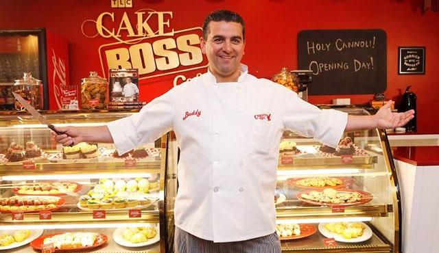 Cake Boss, hafta içi her gün TLC'de ekrana geliyor