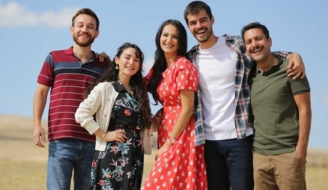 TRT 1'in yeni dizisi Gönül Dağı'nın kadrosunda kimler var?