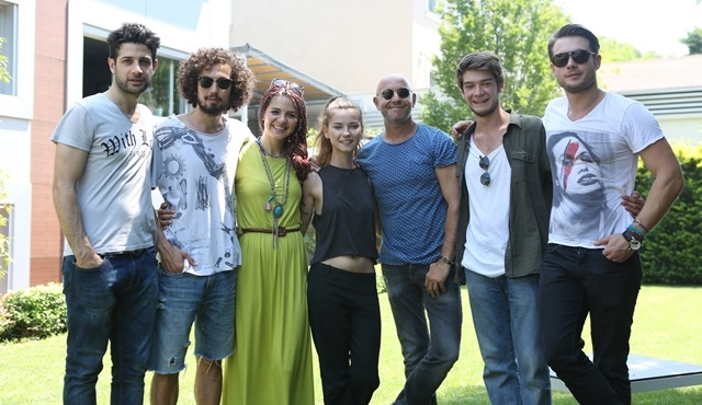 İşte Çağan Irmak'ın Nadide Hayat filmindeki genç yıldızları!