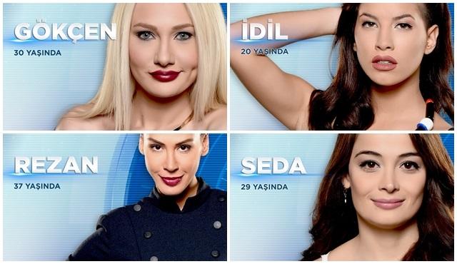Big Brother Türkiye evinde yarı final heyecanı yaşanıyor!
