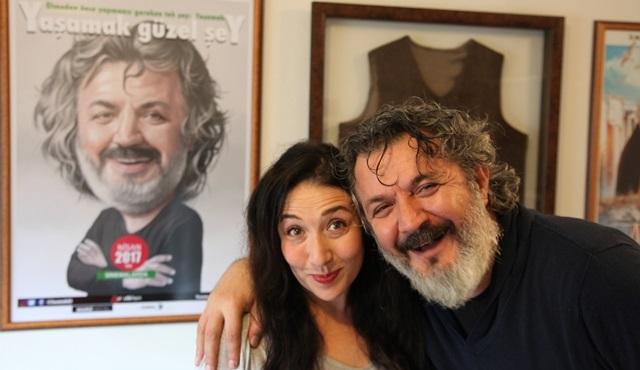 Yasemin Çonka, Yaşamak Güzel Şey filminin başrolünde!