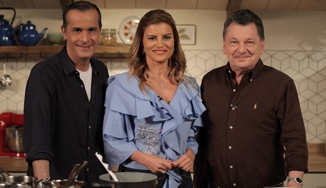 Memet Özer ile Mutfakta bu hafta Vedat Milor ve Ece Vahapoğlu'nu konuk edecek!