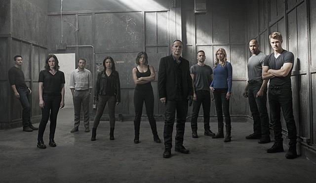 Agents of S.H.I.E.L.D: 3. sezon karakter fotoğrafları