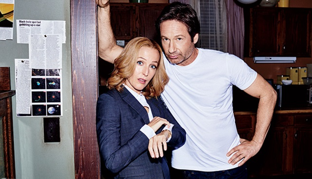 The X-Files: Scully ve Mulder ile ilk tanıtım geldi