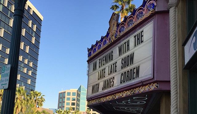James Corden: Tek amacımız sizi eğlendirmek!