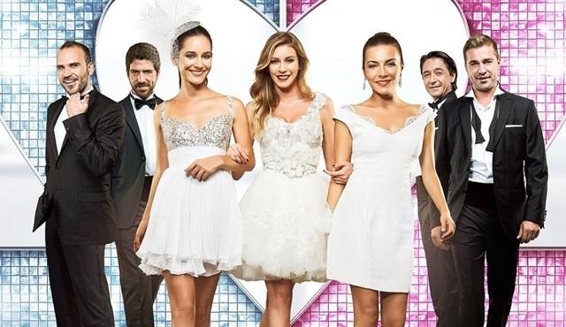 Romantik Komedi 2 Bekarlığa Veda filmi Show Tv'de ekrana gelecek!