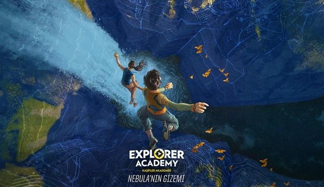 National Geographic Partners'ın ilk kitabı Explorer Academy: Nebula'nın Gizemi yayınlandı!