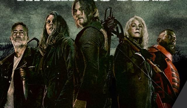 The Walking Dead final sezonuyla FX ekranlarında izleyicilerle buluşacak!