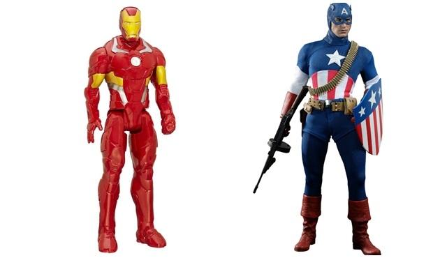 Kaptan Amerika: Kahramanlar Savaşı'nın durdurulması zor karakterleri sizleri bekliyor!