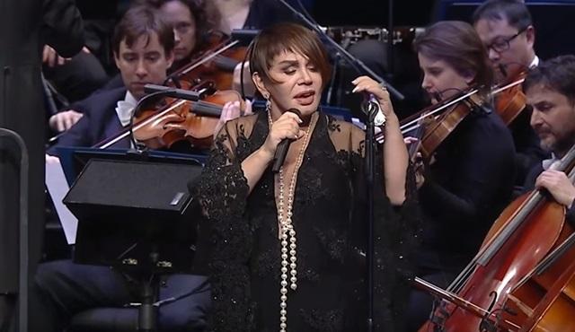 The Royal Philharmonic Orchestra Sezen Aksu şarkılarını yeniden yorumladı!