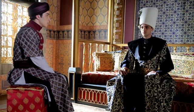 Magnificent Century: Kösem | Sultan executes his brother