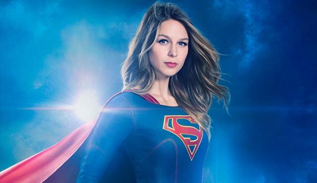 Supergirl'den 2. sezon posteri paylaşıldı