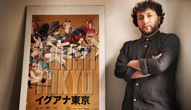 Kaan Müjdeci yeni filmi Iguana Tokyo için Japonya'dan destek fonu alacak!