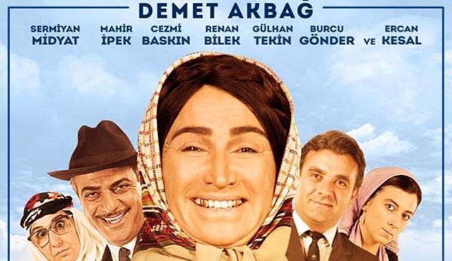 Demet Akbağ'dan unutulmayacak bir komedi filmi: Hükümet Kadın