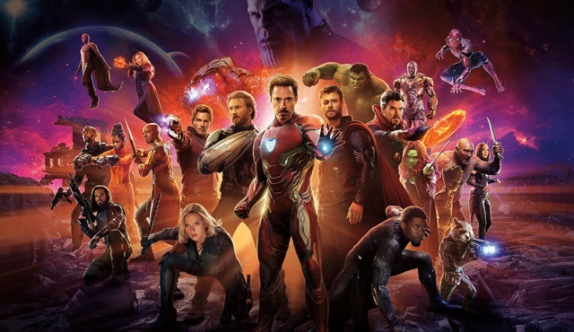 Avengers: Infinity War filmi Tv'de ilk kez atv'de ekrana gelecek!