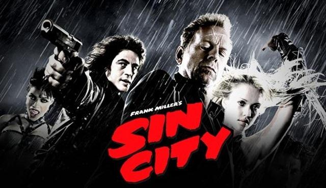 Sin City de dizi olma yolunda!