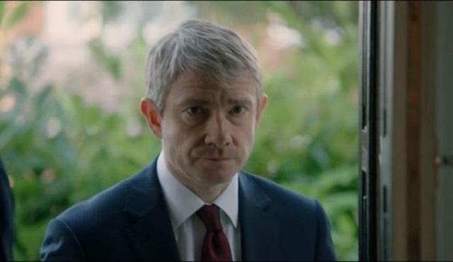 Martin Freeman'ın yeni dizisi A Confession'ın tanıtımı yayınlandı