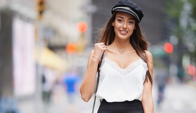 Dilan Çiçek Deniz, Victoria's Secret seçmelerine katılan ilk Türk oldu!