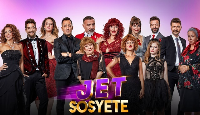 Artık cuma günü Jet Sosyete günü!