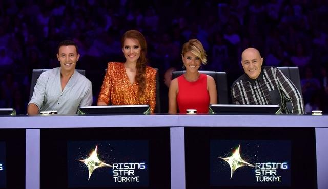 """""""Rising Star Türkiye"""" haftada 3 gün canlı yayınla TV8'de!"""