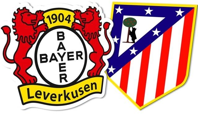 Şampiyonlar Ligi Maçı: Atletico Madrid - Leverkusen