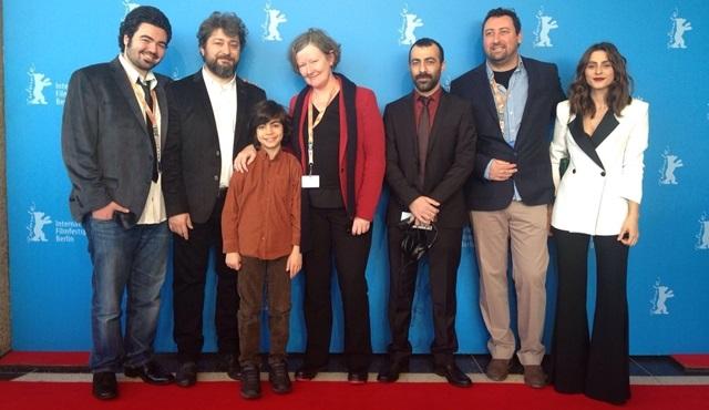 Rauf' filmi, Berlin Film Festival'inde büyük ilgi görüyor!