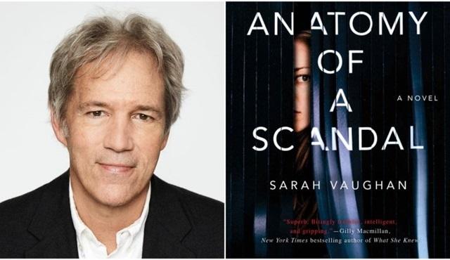 David E. Kelley, Anatomy of a Scandal romanını Netflix için uyarlayacak