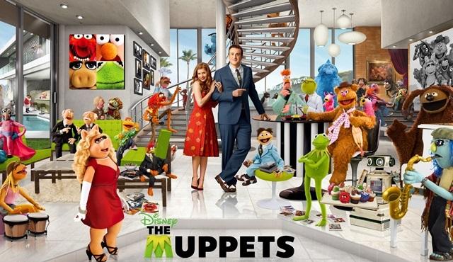 Tv'de İlk Kez: ''Muppets'' Kanal D'de ekrana geliyor!
