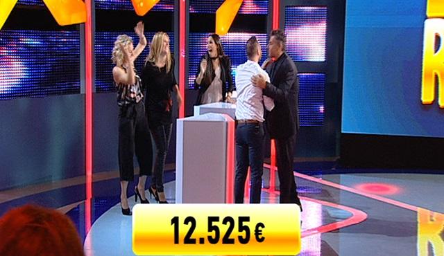 Yayından kalkan yarışma Para Odası, Yunanistan'da izlenme rekoru kırdı