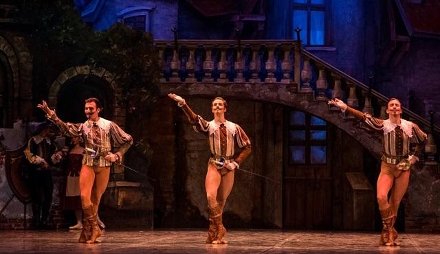 Üç Silahşor, İstanbul Devlet Opera ve Balesi ile yeniden sahnede!