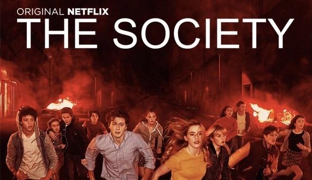 Netflix'in yeni dizisi The Society'nin resmi tanıtımı ve afişi yayınlandı
