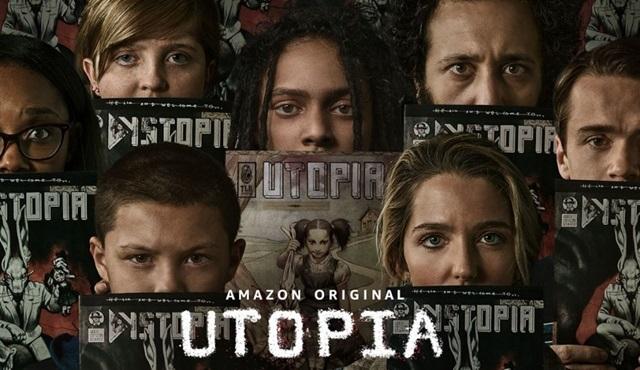 Amazon'un uyarlama dizisi Utopia'nın tanıtımı Comic-Con'da yayınlandı