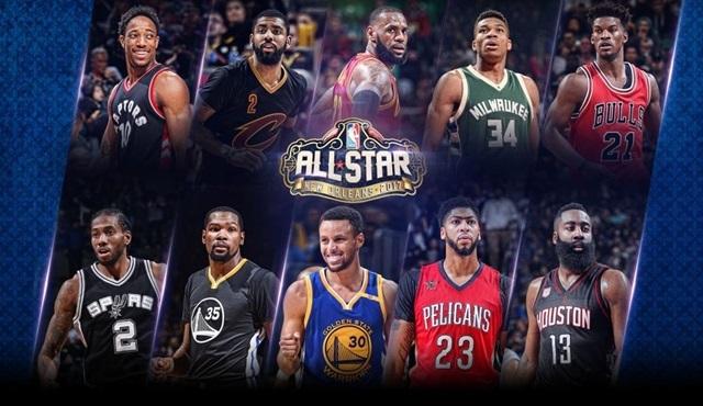 NBA All-Star Heyecanı beIN SPORTS'ta yaşanacak!