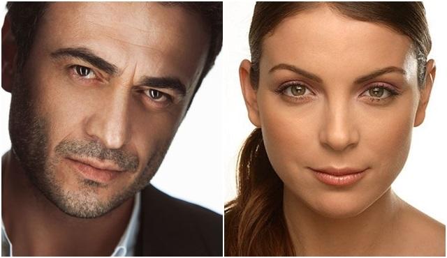 Özge Özberk ve Kutsi, Fox Tv için ''Kalbimdeki Deniz'' diyecek!