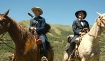 Başrolde hayatın kendisinin yer aldığı eğlenceli bir Western: Damsel