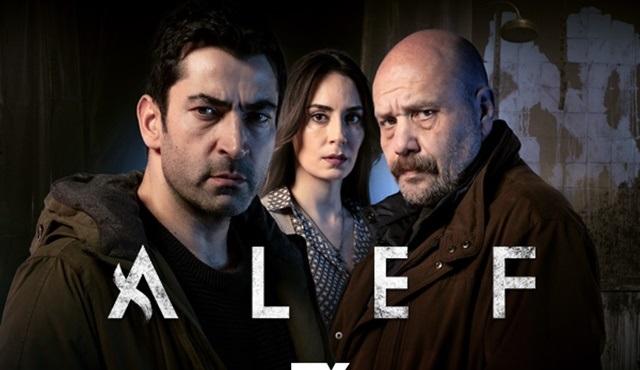 Türkiye'de mistik polisiye türünün ilk örneği olan Alef dizisi Tivibu'da!