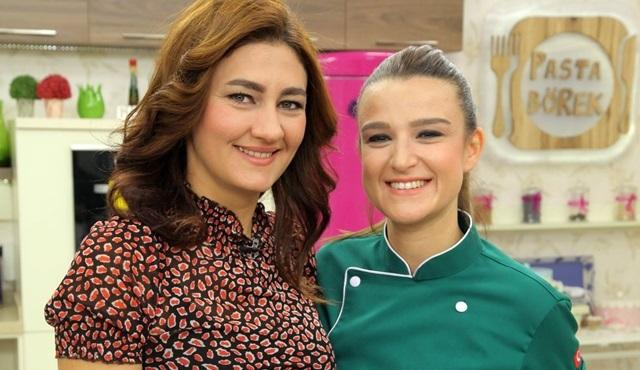 Elif Sümbül Sert, Pasta Börek programına konuk oldu