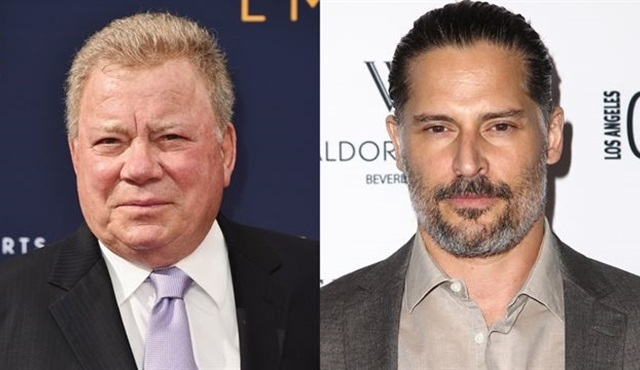 Joe Manganiello ve William Shatner, The Big Bang Theory'ye konuk olacaklar
