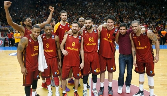 Galatasaray - Strasbourg Eurocup Final Karşılaşması NTV Spor'da!