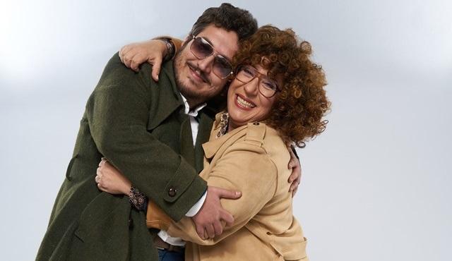 Cinayet Süsü filminin iki aşığı: Binnur Kaya ve Feyyaz Yiğit